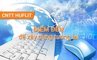CNTT HUFLIT - Điểm đến để xây dựng tương lai