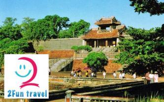 Tour du lịch Đà Nẵng - Cố đô Huế