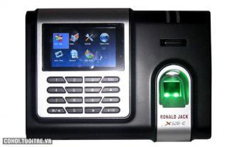 Máy chấm công RONALD JACK X628-C