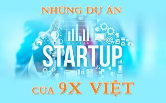Những dự án start-up của 9X Việt