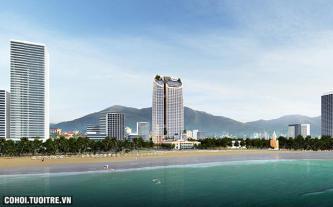 Trải nghiệm với hồ bơi vô cực đáy kính tại Panorama Nha Trang