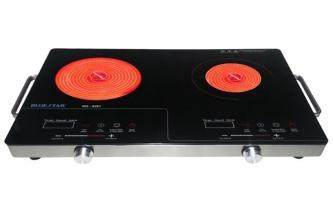 Bếp hồng ngoại đôi Bluestar NG-02EI
