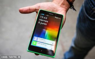 Nokia XL rực rỡ màu sắc và đầy cá tính