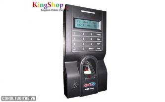 Máy chấm công vân tay thẻ cảm ứng và kiểm soát cửa Wise Eye WSE-850A