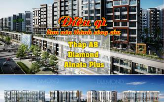 Điều gì làm nên thành công của tháp A8 Diamond Alnata Plus