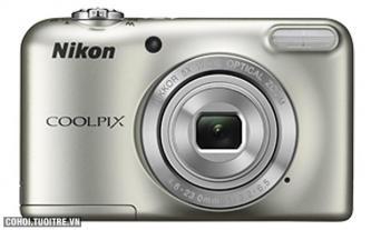 Máy ảnh Nikon 16.1Mpx tặng thêm bộ quà hấp dẫn