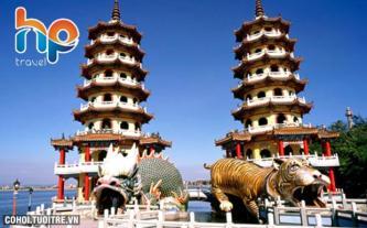 Du lịch và khám phá Đài Loan 06 ngày Tết 2016