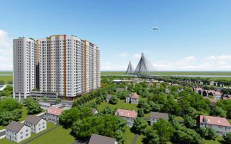 Trả trước 140 triệu đồng, có ngay căn hộ ở cửa ngõ Đông Sài Gòn