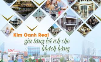 Kim Oanh Real gia tăng lợi ích cho khách hàng