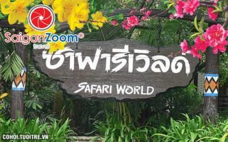 Tour Bangkok - Pattaya 5 ngày 4 đêm Tết Nguyên Đán 2015