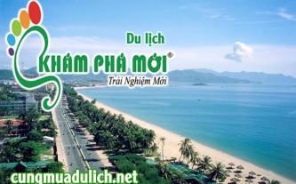 Tour Nha Trang - Đà Lạt 5N4Đ dịp lễ 30/4 – KS 3 Sao