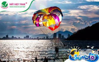 Du lịch Nha Trang, Vinpearl Land 3N3Đ, KS 4 sao