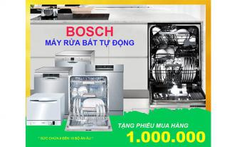 Máy rửa bát độc lập Bosch SMS46NI03E