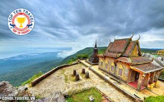 Tour du lịch Campuchia 4N3Đ: nghỉ dưỡng & mua sắm
