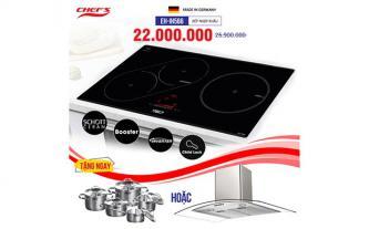 Bếp từ 3 lò Chefs cảm ứng CHEFS EH-IH566