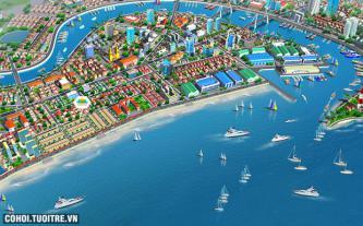 Lộ diện tiềm năng đô thị nghỉ dưỡng Vietpearl City