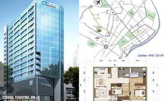 Căn hộ C.T Plaza Minh Châu mặt tiền Lê Văn Sỹ Quận 3