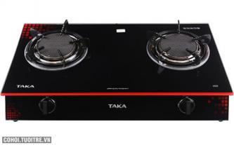 Bếp gas hồng ngoại Taka giúp tiết kiệm đến 30% gas