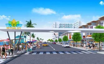 Cơ hội cuối mua nhà phố mặt tiền biển Phan Thiết