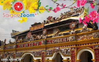 Tour Châu Đốc - Núi Cấm 1 ngày 1 đêm Tết Nguyên Đán 2015