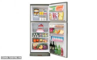 Đổi tủ lạnh cũ lấy tủ lạnh Sanyo mới