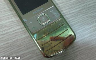 Điện thoại Nokia 6700 Classic Gold Edition (máy cũ thay vỏ)