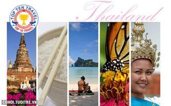 Tour du lịch Thái Lan - Hành trình bất tận