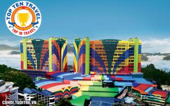 Tour liên tuyến Singapore, Indonesia, Malaysia giá rẻ