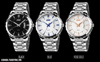 10 mẫu đồng hồ Skmei đẹp, giá rẻ