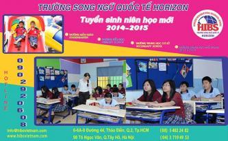 Chương trình tiếng Anh hè dành cho các khối lớp