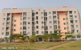 Bán căn hộ tầng trệt chung cư Lý Chiêu Hoàng