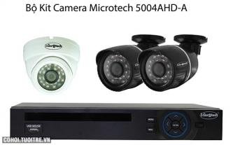 Bộ kit camera Microtech 5004AHD-A