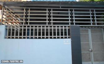 Nhà hẻm 7m đường Đồng Đen quận Tân Bình