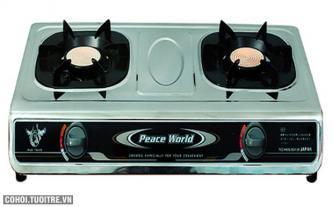 Bếp gas hồng ngoại Peaceworld PW-035HN