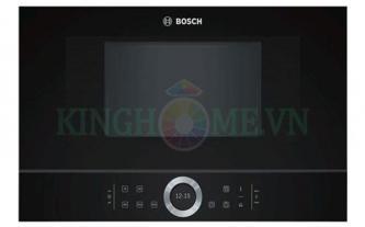 Xả kho lò vi sóng âm tủ Bosch BFL634GB1B chính hãng