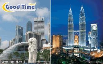 Tour Malaysia - Singapore 4N3Đ