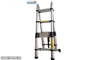 Nikawa NK-50AI giá tốt từ đại lý thang nhôm Nikawa