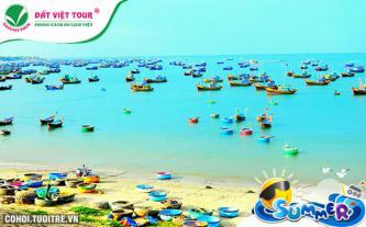 Tour du lịch Phan Thiết 2N1Đ khách sạn 2 sao