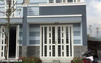 Nhà phố mới xây Phan Văn Hớn Hóc Môn giá rẻ