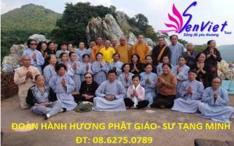 Hành trình xuyên 4 nước Cam - Thái - Myanmar - Lào