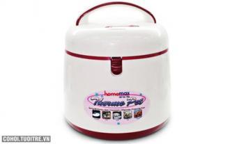 Nồi ủ nhiệt Homemax HMNU-P200025C