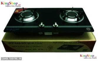 Bếp gas âm hồng ngoại Bluestar NG-6730C đánh lửa IC