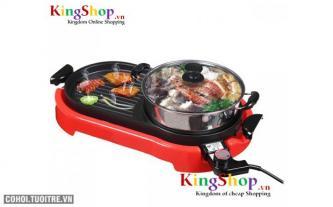 Bếp lẩu nướng Legi LG-69LO công nghệ Hàn Quốc