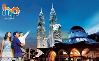 Du lịch Malaysia, Singapore 06 ngày Tết 2016