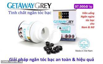 Giải pháp ngăn tóc bạc an toàn & hiệu quả