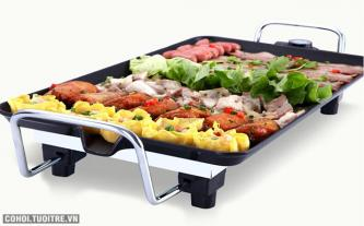 Bếp nướng điện Electric Barbecue Plate DS-6048-1300W