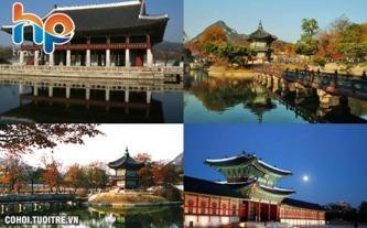 Du lịch Hàn Quốc 7 ngày dịp Tết Nguyên đán 2016