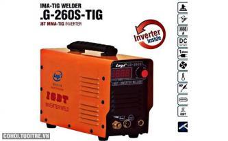 Máy hàn điện tử Legi LG-260S TIG công nghệ Hàn Quốc