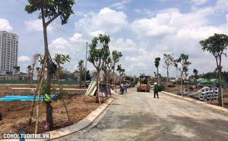 Sang đất mặt tiền Huỳnh Tấn Phát, Nhà Bè, TP.HCM