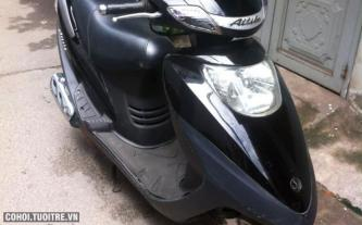 Xe Attila Victoria màu đen BSTP